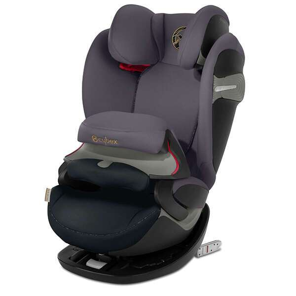 Автокресло Cybex Pallas S-Fix Premium Black (9-36кг) 9м+
