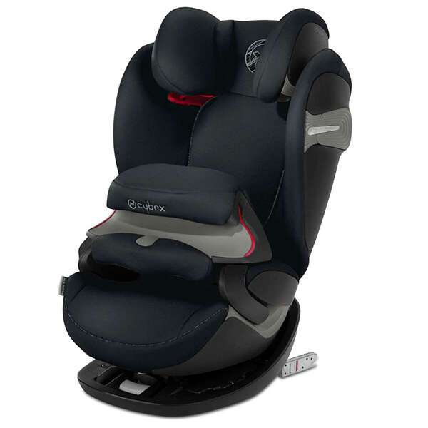 Автокресло Cybex Pallas S-Fix Urban Black (9-36кг) 9м+