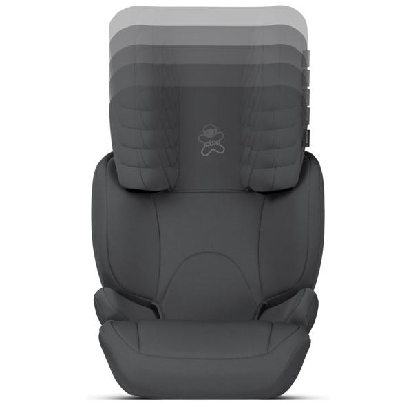 Автокресло Cybex Solution 2-Fix Comfy Grey