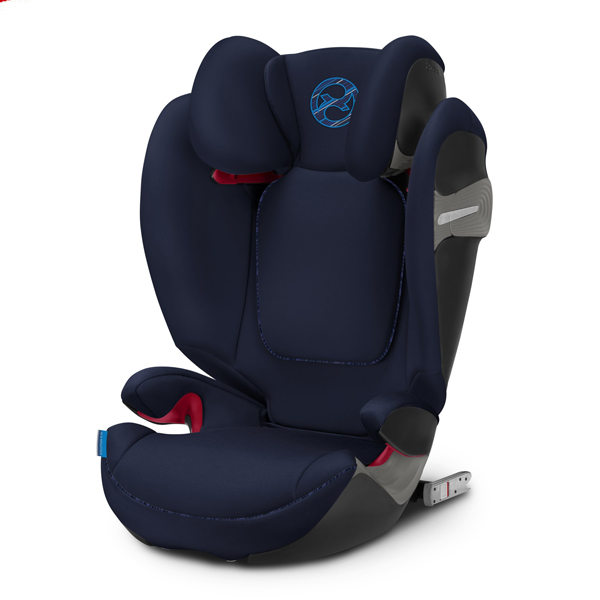 Автокресло Cybex Solution S-Fix Indigo Blue