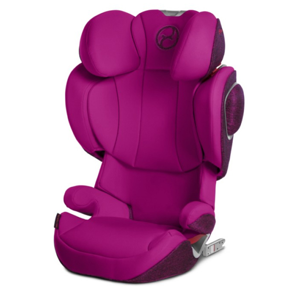 Автокресло Cybex Solution Z-fix Passion Pink