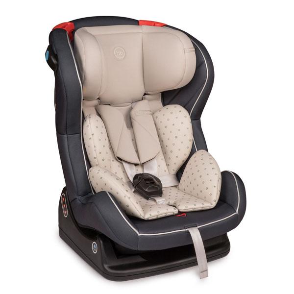 Детское автокресло Happy Baby Passenger V2 Graphite