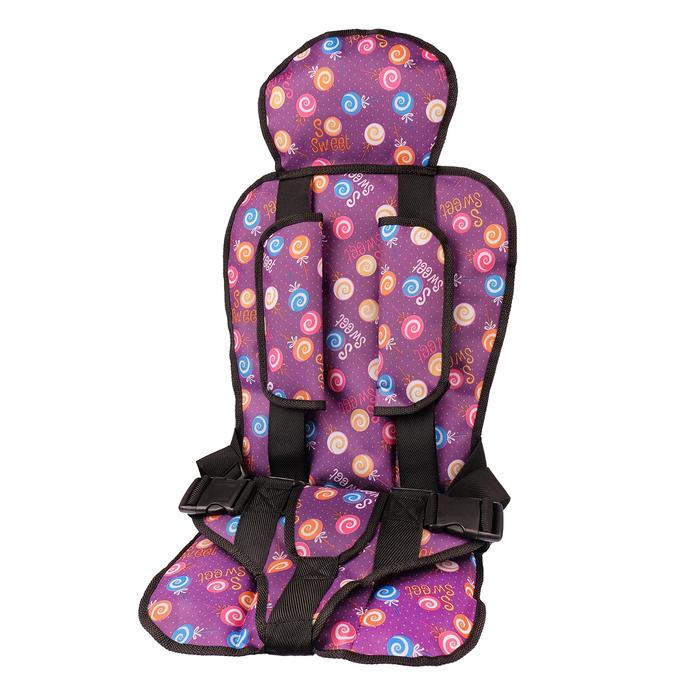 Детское удерживающее устройство «Стандарт», группа 3, цвет карамелька