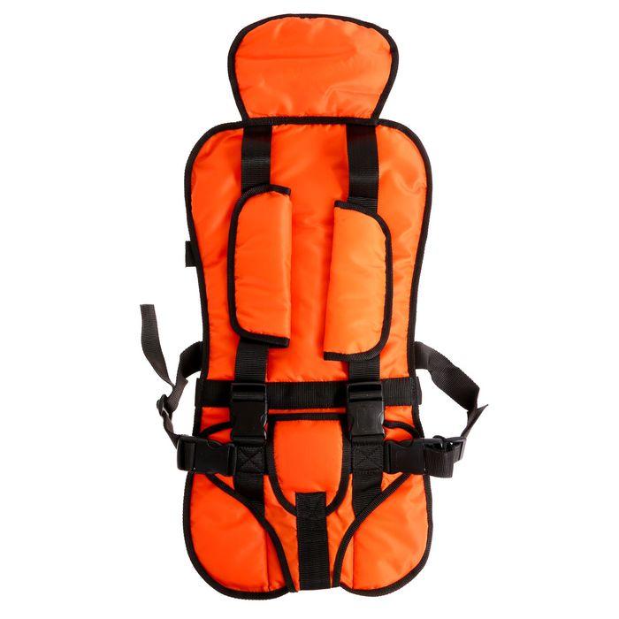 Детское удерживающее устройство «Стандарт», группа 3, цвет оранжевый