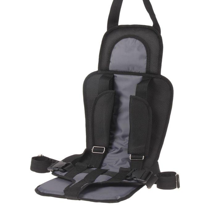 Детское удерживающее устройство, группа 3, цвет серый