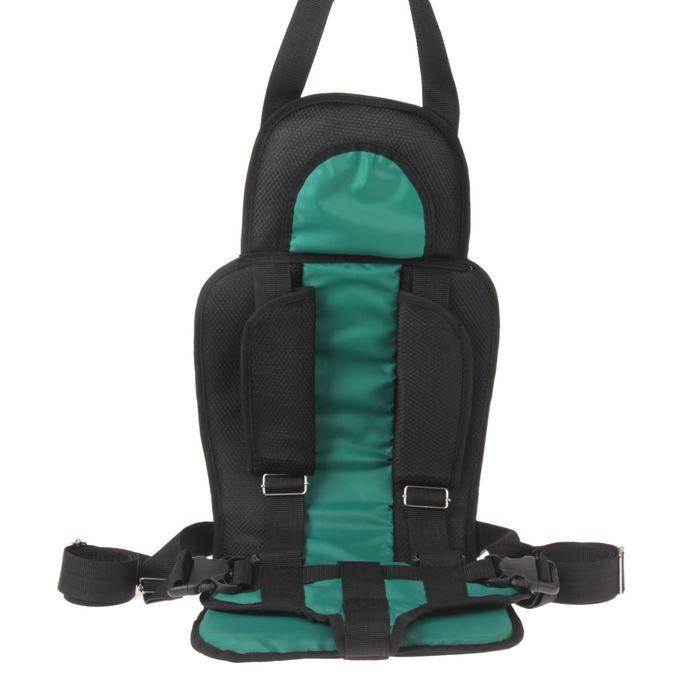 Детское удерживающее устройство, группа 3, цвет зелёный