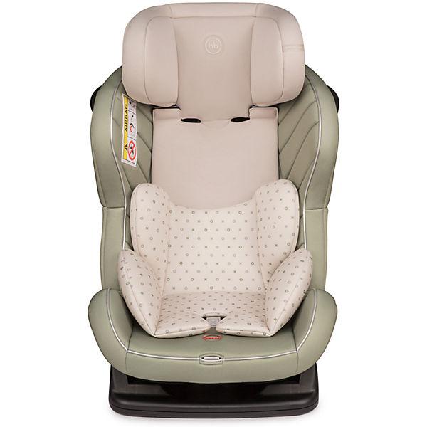 Детское автокресло Happy Baby Passenger V2 Green