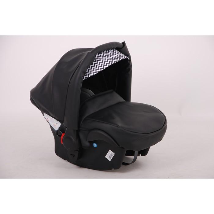 Автолюлька LONEX, группа 0+ (0-13 кг), Premium Black