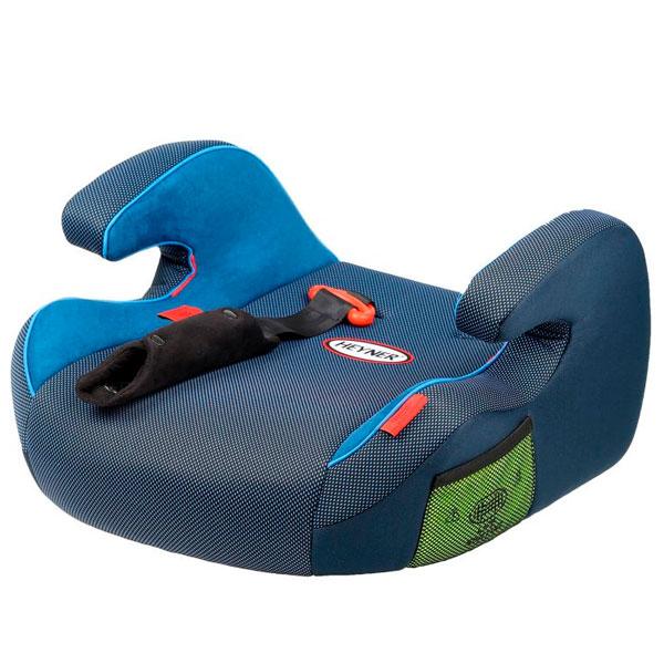 Бустер Heyner SafeUp Comfort XL группа 2-3 (15-36кг) Blue