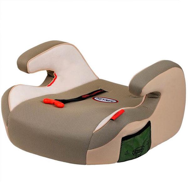 Бустер Heyner SafeUp Comfort XL группа 2-3 (15-36кг) Beige