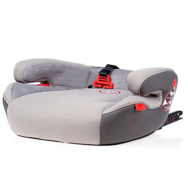 Бустер Heyner SafeUp Fix Comfort XL группа 2-3 (15-36кг) Grey