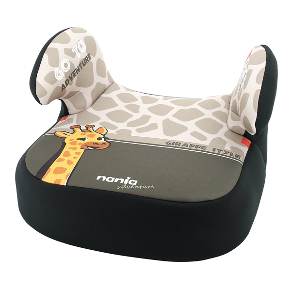 Бустер Nania Dream Girafe Animals для детей группы 2/3