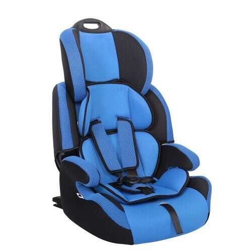 Автокресло SIGER Стар ISOFIX синий