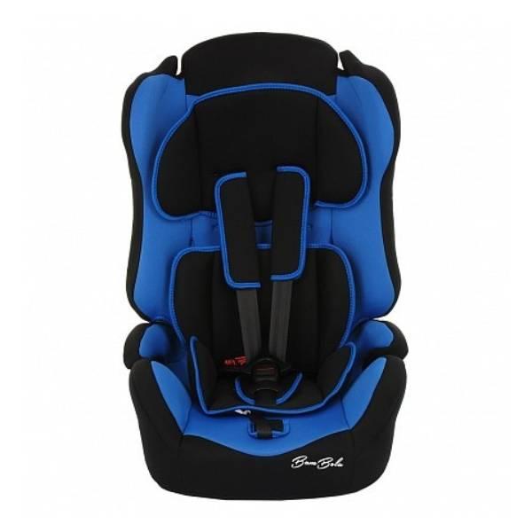 Автокресло Bambola Primo (9-36кг) 9м+ черный/синий