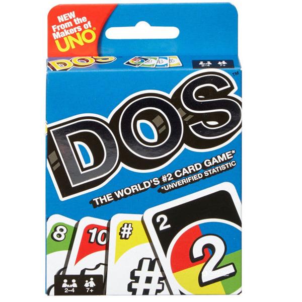 Настольная игра Mattel Игра настольная DOS
