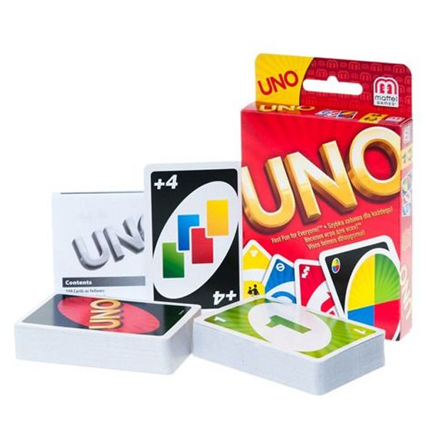 Настольная игра Mattel Уно