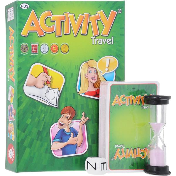 Настольная игра Piatnik Activity Travel