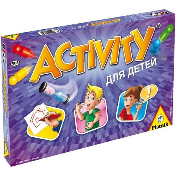 Настольная игра Piatnik Activity для детей