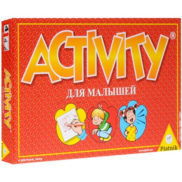 Детская настольная игра Piatnik Activity для Малышей