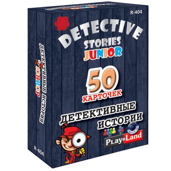 Настольная игра Play Land Детективные истории Юниор