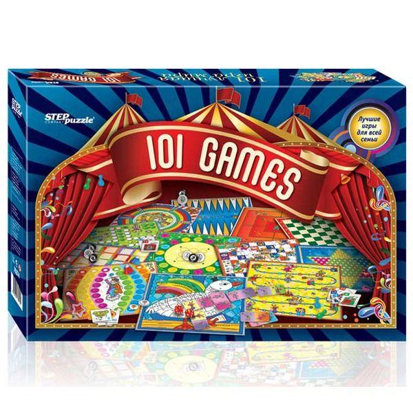 Настольная игра Step Puzzle 101 лучшая игра мира