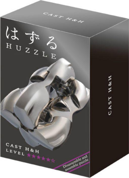 Головоломка  Huzzle Cast Двойное Н