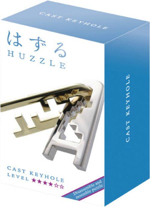 Головоломка  Huzzle Cast Замок
