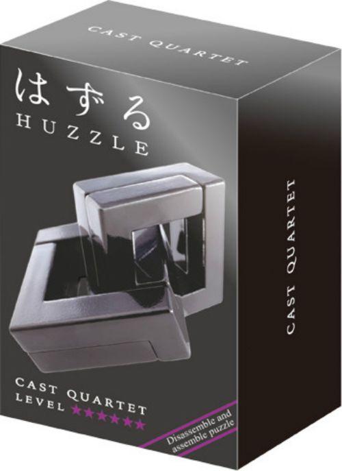 Головоломка  Huzzle Cast Квартет