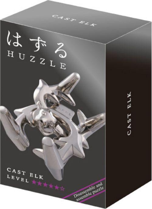 Головоломка  Huzzle Cast Рога