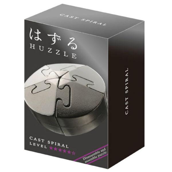 Головоломка  Huzzle Cast Спираль