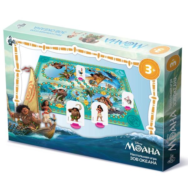 Настольная игра Десятое Королевство Disney Moana: Зов Океана