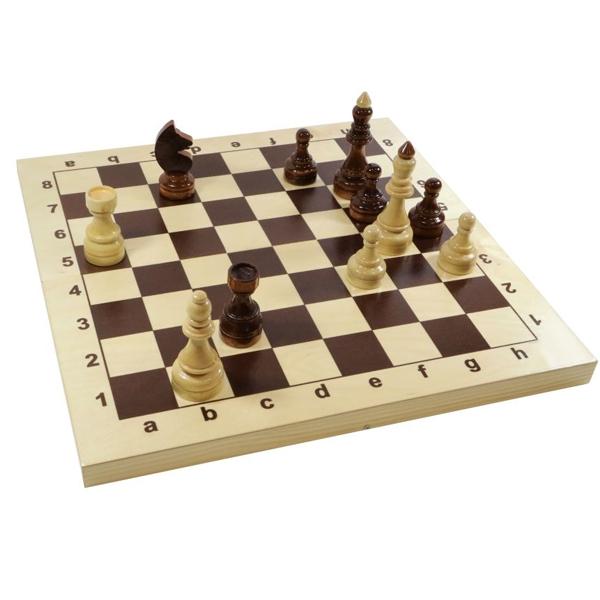Шахматы Десятое Королевство Гроссмейстерские деревянные 43х43см