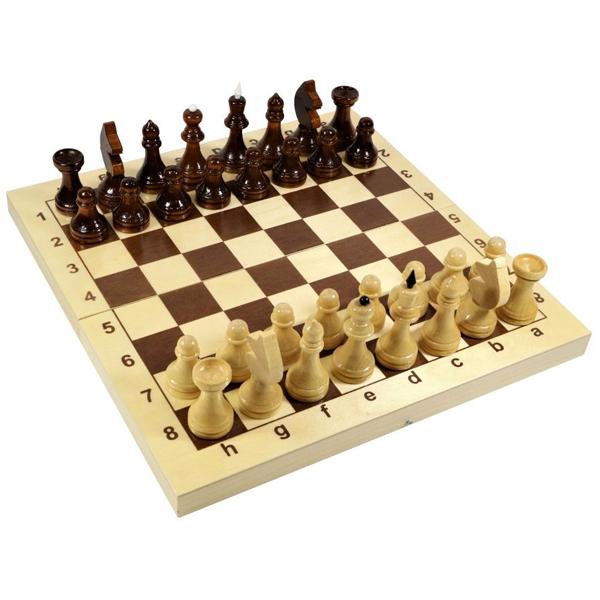 Шахматы Десятое Королевство Шахматы деревянные (29х29)