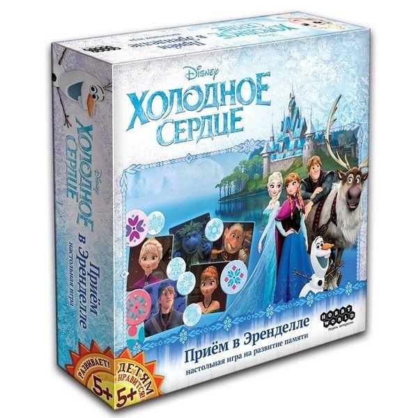 Настольная игра Мир Хобби Disney. Холодное Сердце. Прием в Эренделле