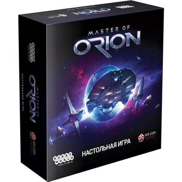 Настольная игра Мир Хобби Master of Orion