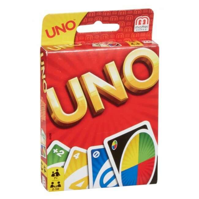 Игра настольная UNO (BGY49)