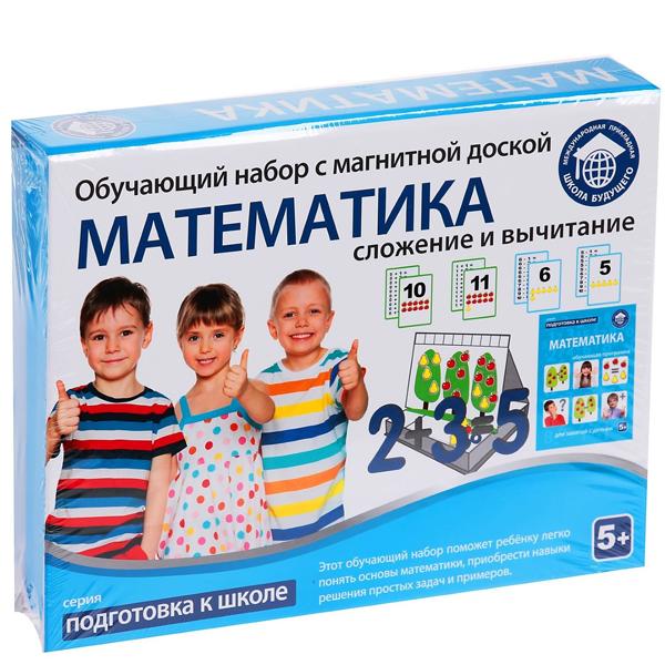 Обучающий набор Magnet LTD Математика - сложение и вычитание