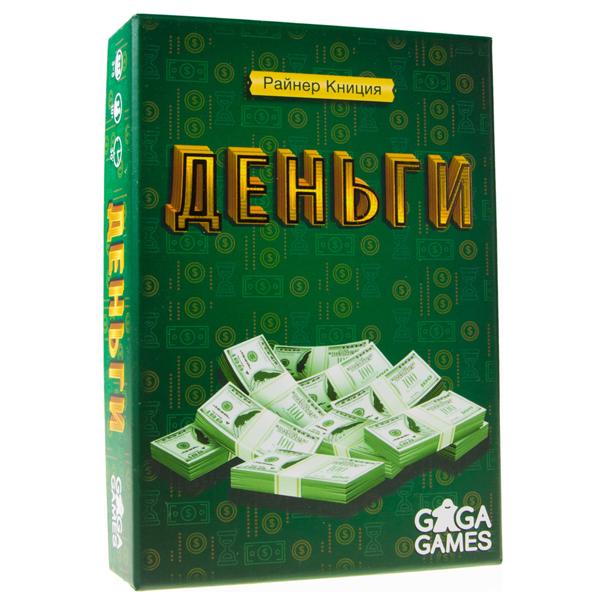 Настольная игра GaGa Деньги