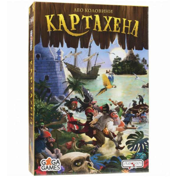Настольная игра GaGa Картахена