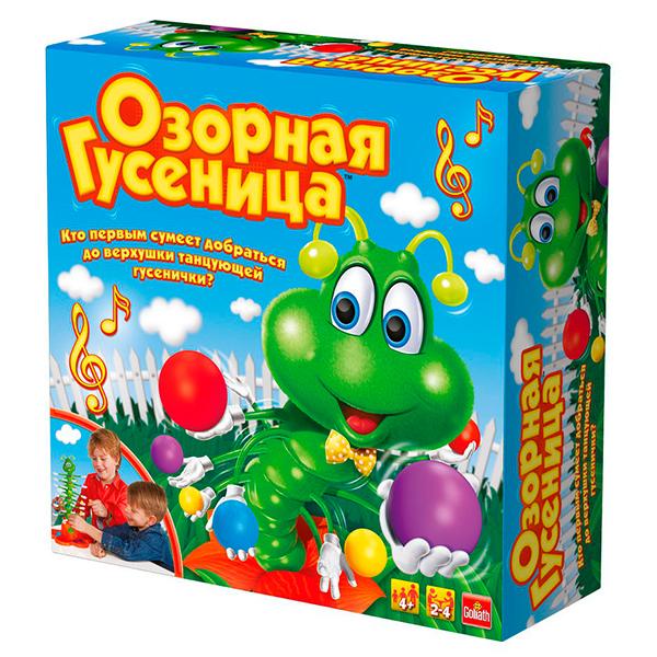 Игра интерактивная Goliath Озорная гусеница