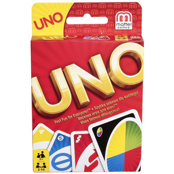 Настольная игра UNO (W2085)