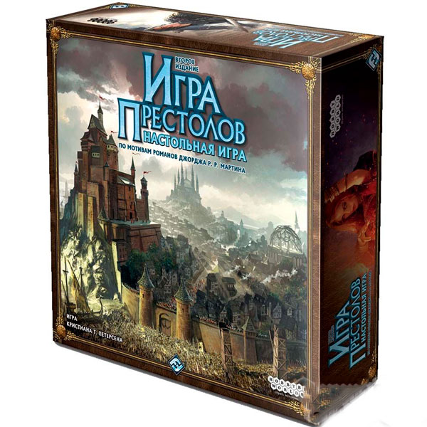 Настольная игра Мир Хобби Игра престолов (2-ое издание)
