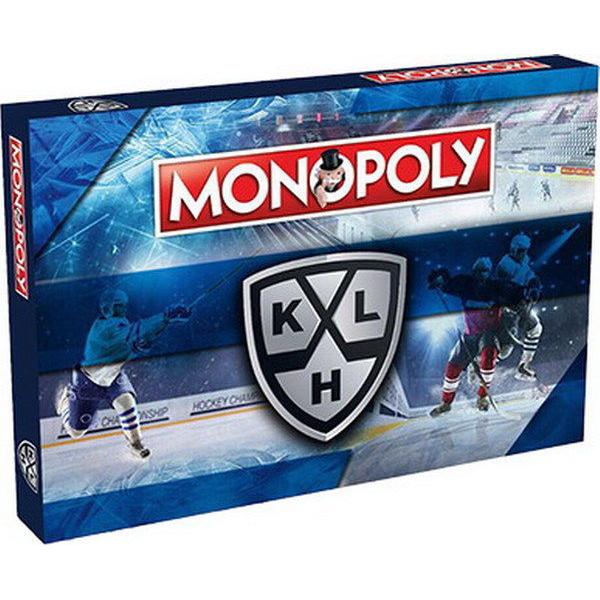 Настольная игра Hasbro Монополия КХЛ