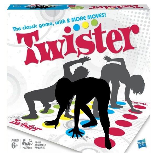 Настольная игра Hasbro Твистер 2