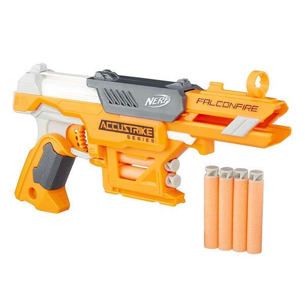 Бластер Nerf AccuStrike FalconFire Hasbro B9839EU40