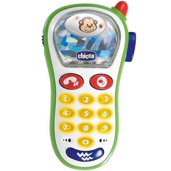 Игрушка развивающая телефон Chicco 6м+