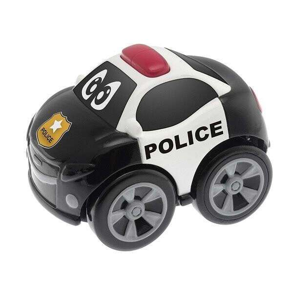 Машинка Турбо Team Police Chicco 2г+
