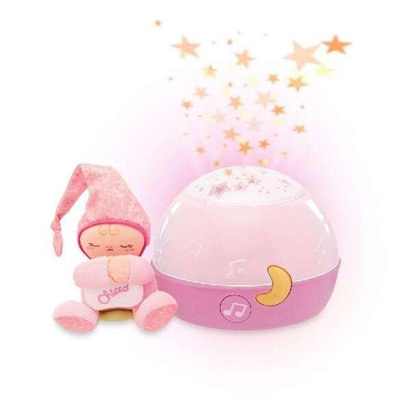 """Ночник-проектор """"Сладких снов"""" Chicco роз. 0м+"""
