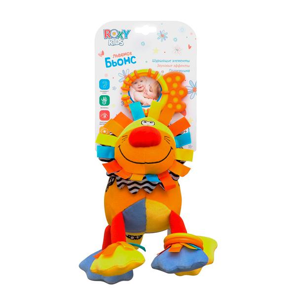 Развивающая игрушка ROXY-KIDS Львенок Бьонс RBT 20003