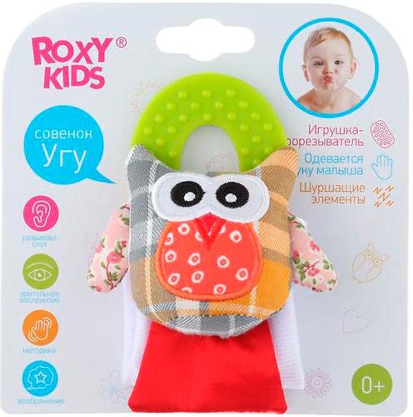 Развивающая игрушка ROXY-KIDS Совенок Угу RBT 20024